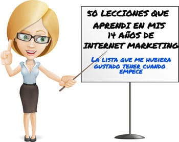 50 lecciones para ganar dinero por internet