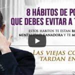 8 Habitos de Pobreza Que Debes Evitar a Toda Costa