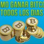 Como Ganar Bitcoins Todos Los Dias