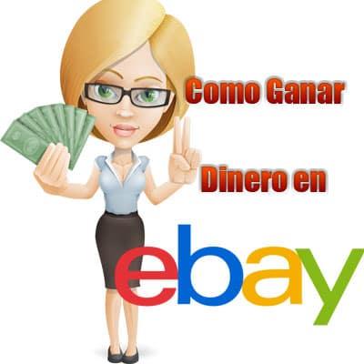 como ganar dinero en ebay
