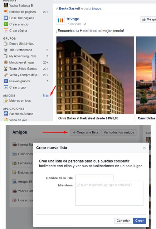 crear-lista-de-amigos-facebook