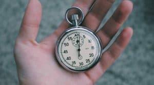 como ser productivo: se puntual