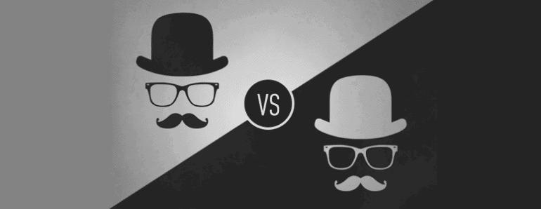 ganar dinero por internet black hat contra white hat