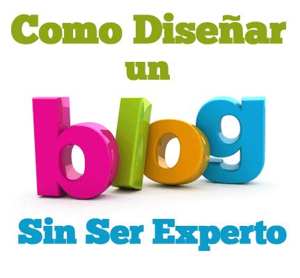 como diseñar un blog para ganar dinero con el