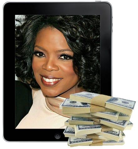 oprah es millonaria por contenidos